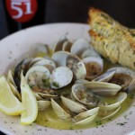 White Wine Clams